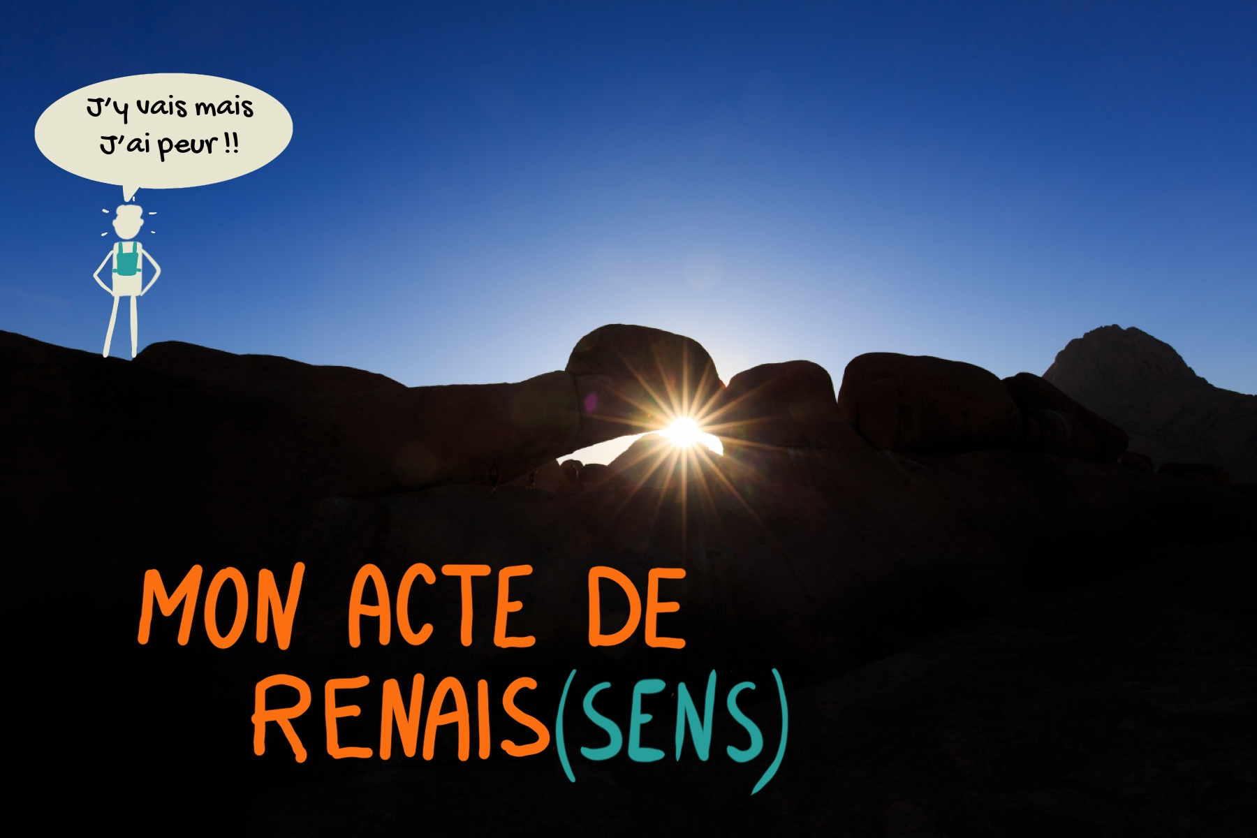 Mon acte de renais(sens) | Introduction